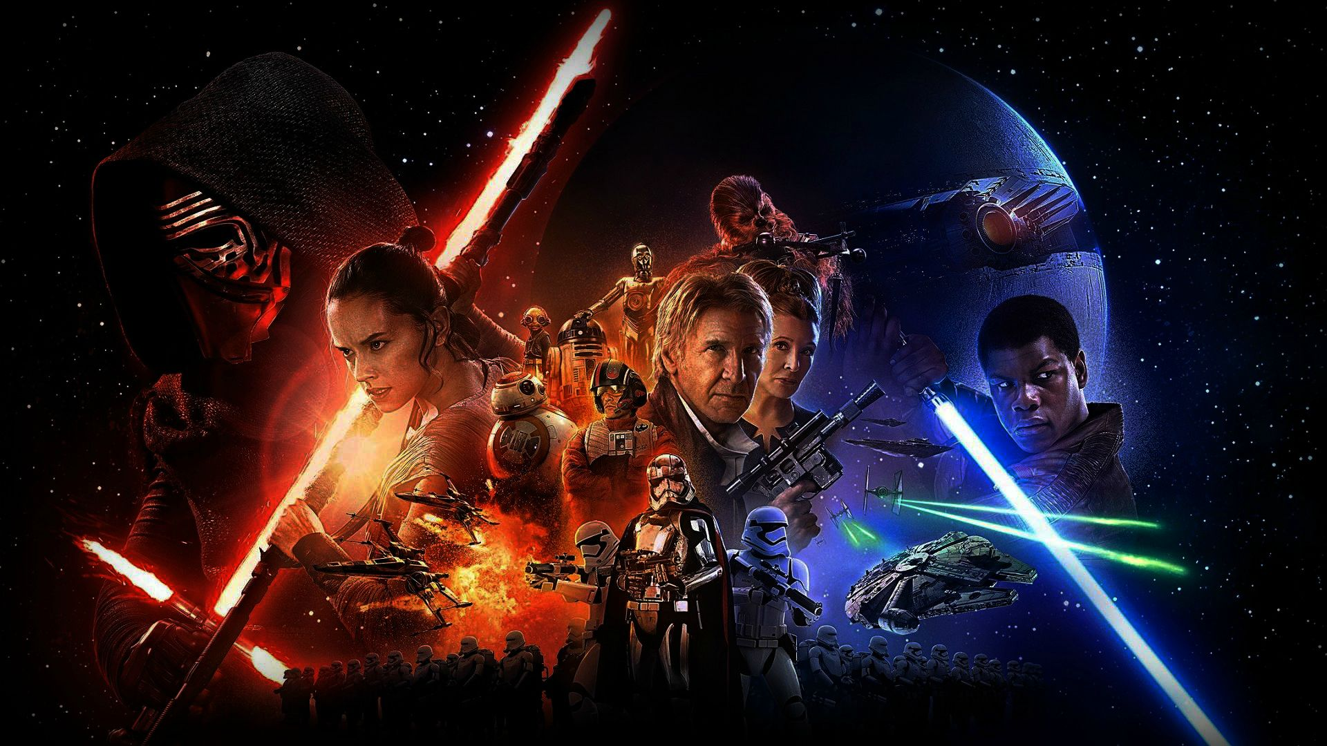 2 26 The Force Awakens Three Views On